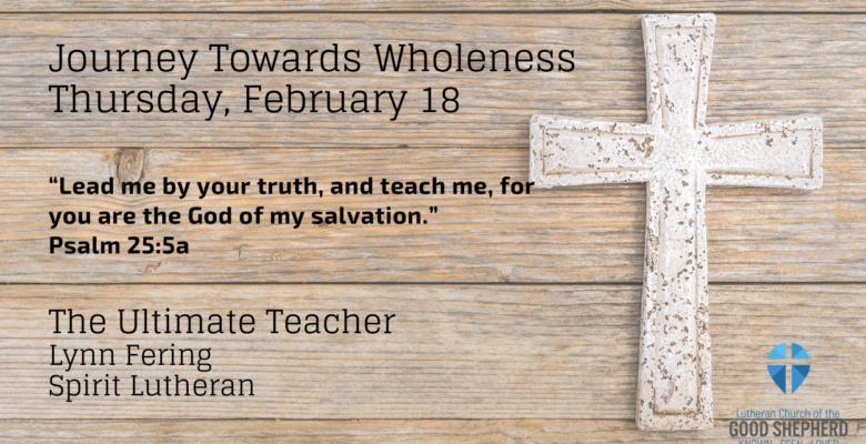 February 18 Devotion