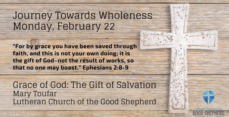 February 22 Devotion