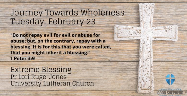February 23 Devotion