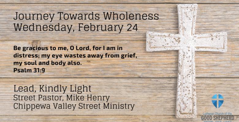 February 24 Devotion
