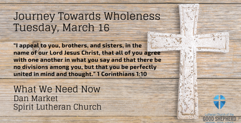 Tuesday, March 16
