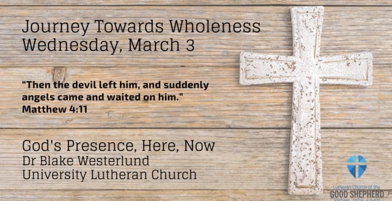 March 3 Devotion